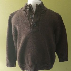 18-24m Gap Brown Sweater
